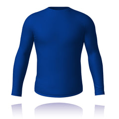 Baselayer Top Royal - Knight Sportswear  - 1