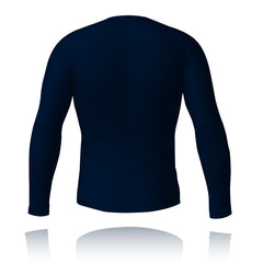 Baselayer Top Navy - Knight Sportswear  - 2