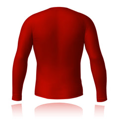 Baselayer Top Red - Knight Sportswear  - 2