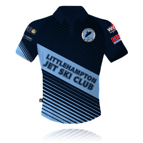 Littlehampton Jet Ski Club Tech Polo