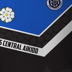 Leeds Central Aikido Training Tee - Knight Sportswear  - 4