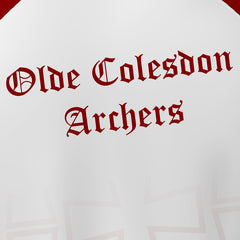 Olde Colesdon Archers - Tech Polo - *RIGHT*