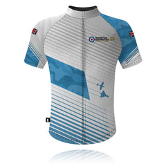 RAFBF 100 Years - White Cycling Shirt