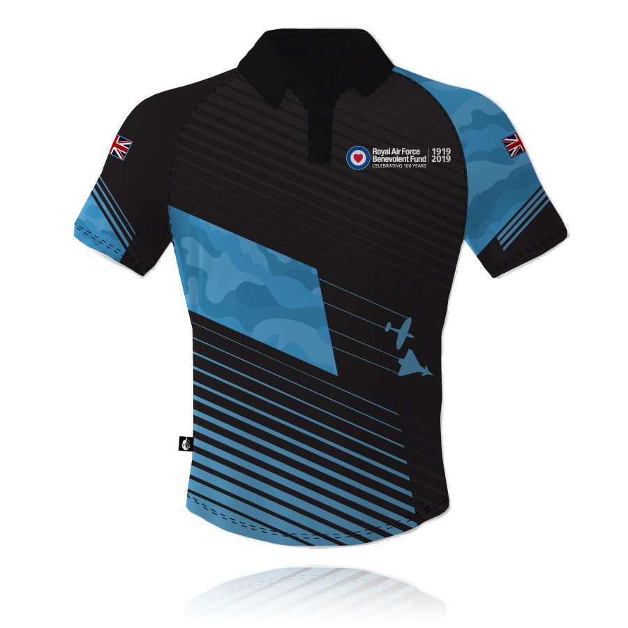 RAFBF 100 Years - Tech Polo