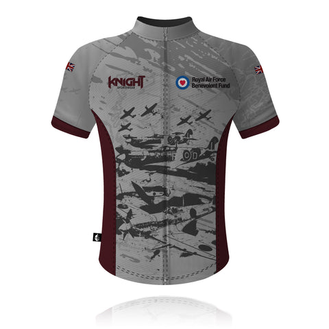 RAFBF Battle Of Britain 80th Anniversary - Cycling Shirt