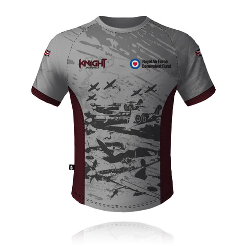 RAFBF Battle Of Britain 80th Anniversary - Tech Tee