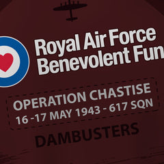 RAFBF Operation Chastise 'DAMBUSTERS' - Tech Polo