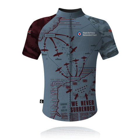 RAFBF Operation Dynamo 80th Anniversary - Cycling Shirt