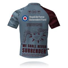 RAFBF Operation Dynamo  80th Anniversary - Tech Polo