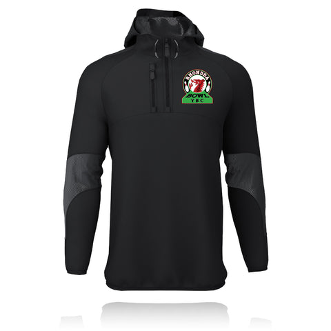 Rhondda Bowl - Hooded Jacket