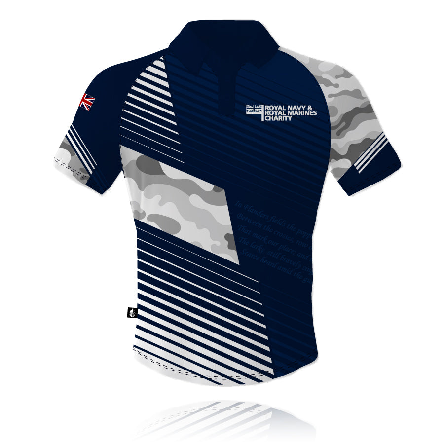 Royal Navy & Royal Marines Charity 2020 - Polo Shirt