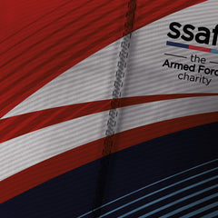 SSAFA the Armed Forces charity - 2019/2020 Cycling Shirt