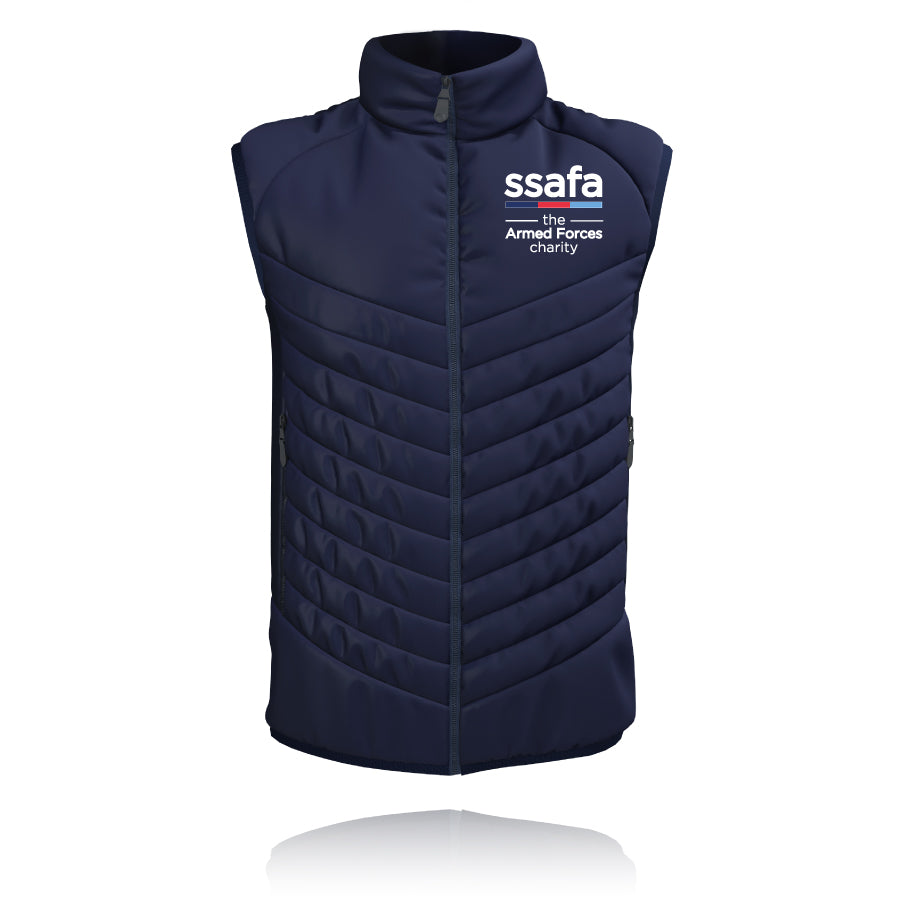 SSAFA the Armed Forces charity - 2019/2020 Gillet