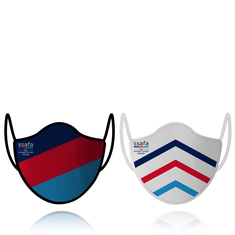 SSAFA the Armed Forces charity - Face Mask Bundle