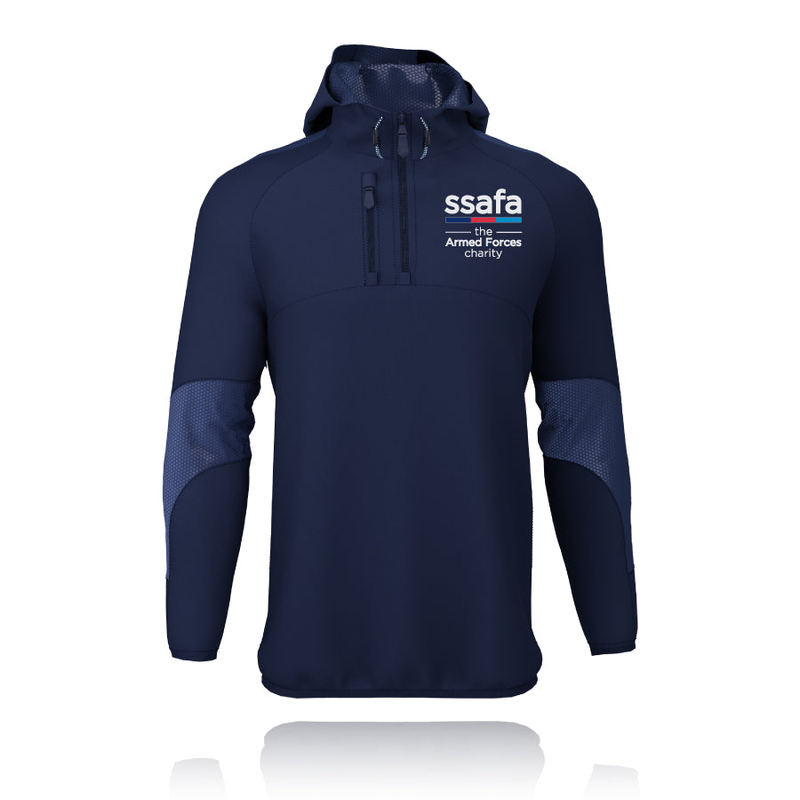 SSAFA the Armed Forces charity - Hooded Waterproof Jacket
