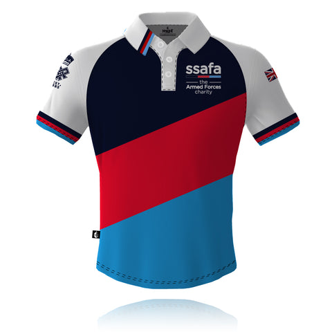 SSAFA the Armed Forces charity - 2020/2021 Tech Polo