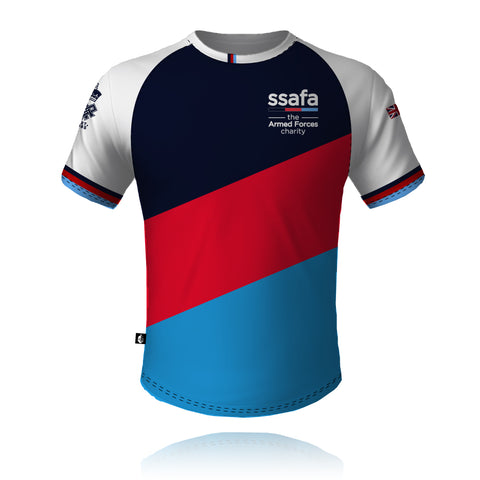 SSAFA the Armed Forces charity - 2020/2021 Tech Tee