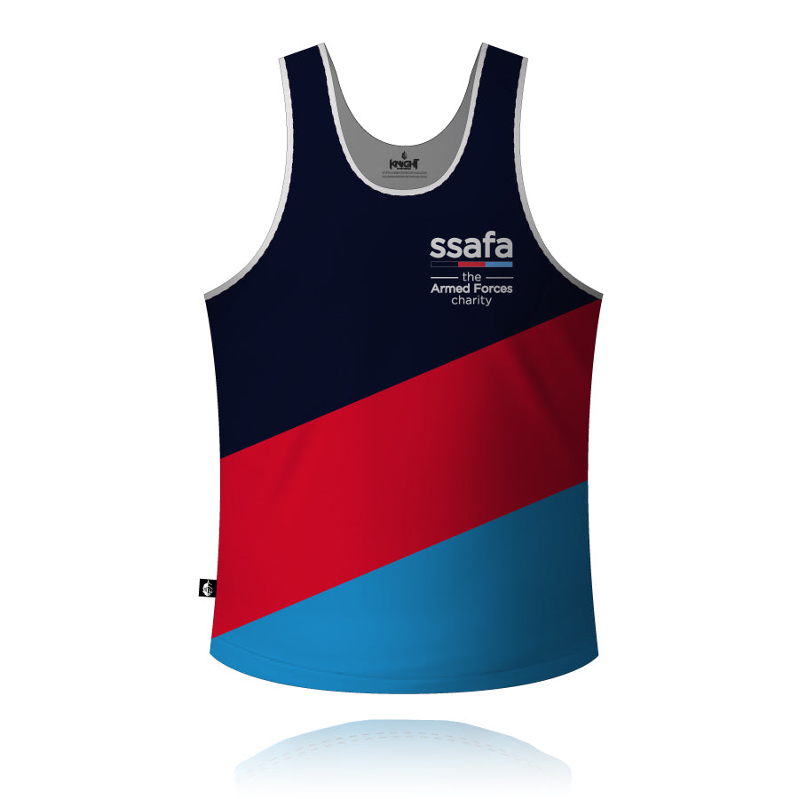 SSAFA the Armed Forces charity - 2020/2021 Tech Vest