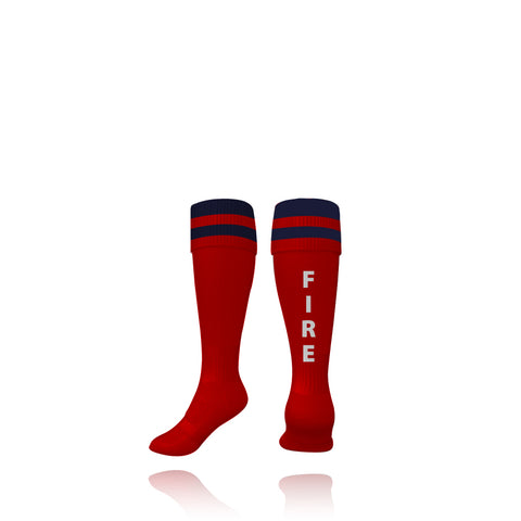 Staffordshire Fire & Rescue - Rugby Union Socks