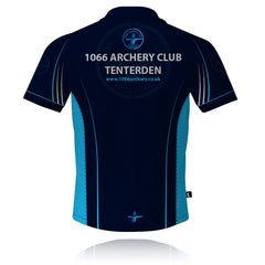1066 Archery Club, Tenterden Tech Polo Right Hand