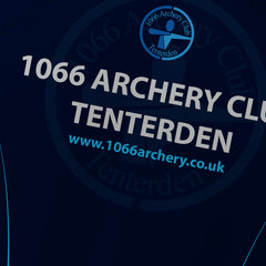 1066 Archery Club, Tenterden Tech Polo Left Hand
