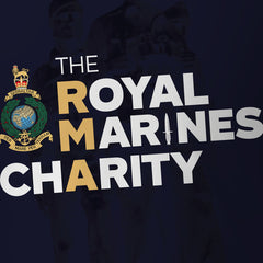 The Royal Marines Charity V2 2021 Navy - Rugby/Training Shirt