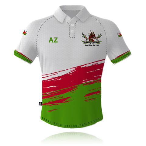 Welsh Mini Golf Club 2020 - Tech Polo