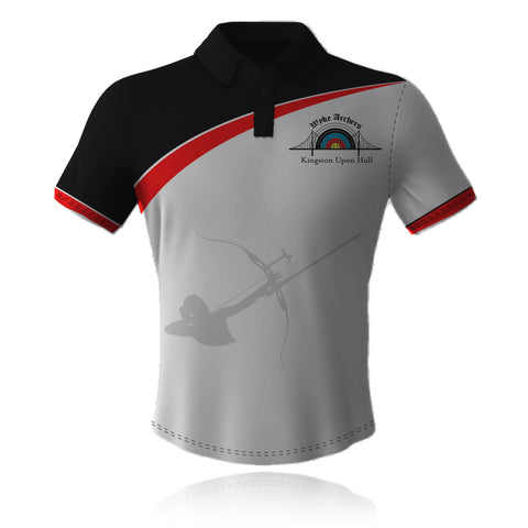 Wyke Archers Tech Polo Shirt