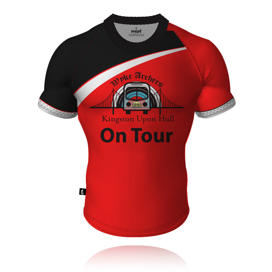 Wyke Archers On Tour Rugby/Training Shirt
