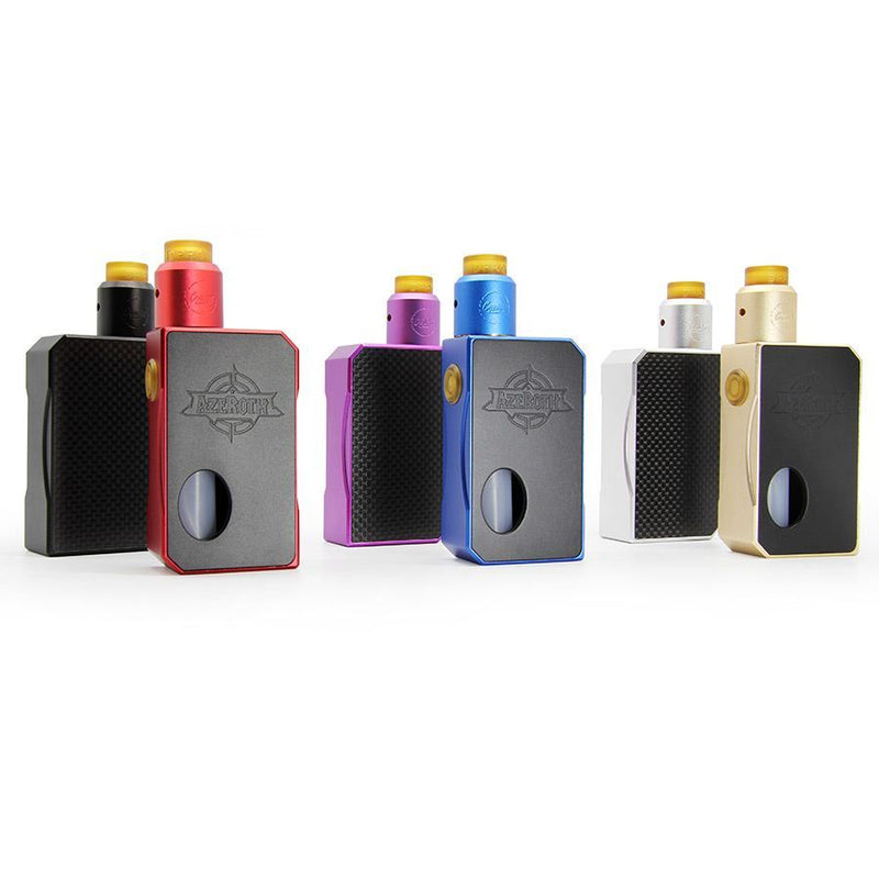 Coil Art Azeroth Squonk Kit