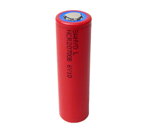 Sanyo 20700 Battery 4250MaH 15A
