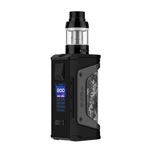 GeekVape Aegis Legend 200W Kit with Aero Mesh (Black)