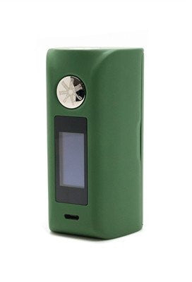 MINIKIN V2 180W VARIABLE BOX MOD TOUCH - Army matte Green