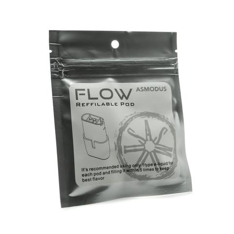 Asmodus Flow Ultra Portable replacement pod (2 Pack)