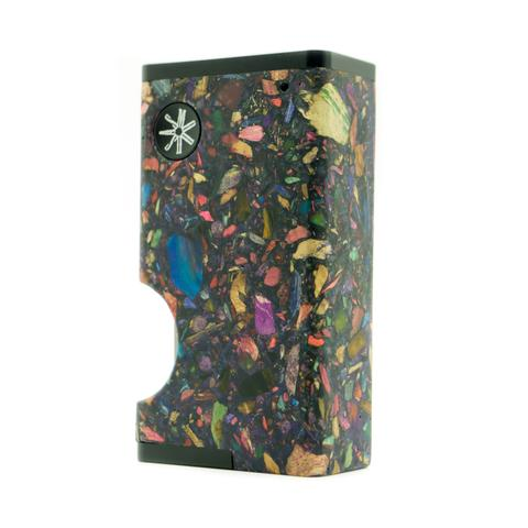 **NEW IN STOCK** ULTRONER X ASMODUS LUNA SQUONKER BOX MOD MOSAIC EDITION BLACK