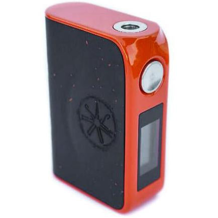 **NEW IN STOCK** MINIKIN REBORN 168W BOX MOD ORANGE/BLACK