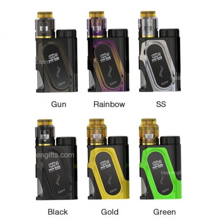 IJOY Capo Squonker Kit W\O Battery
