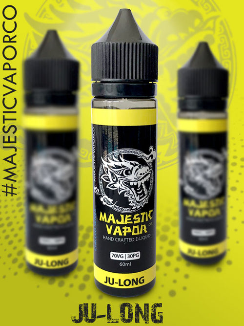Majestic Vapor Co | Ju-Long 60ml