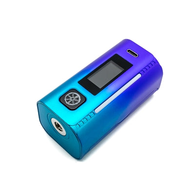 **NEW IN STOCK** ASMODUS LUSTRO 200W BOX MOD GRADIENT BLUE PURPLE