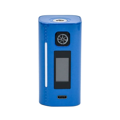 **NEW IN STOCK** ASMODUS LUSTRO 200W BOX MOD NAVY BLUE GLOSSY