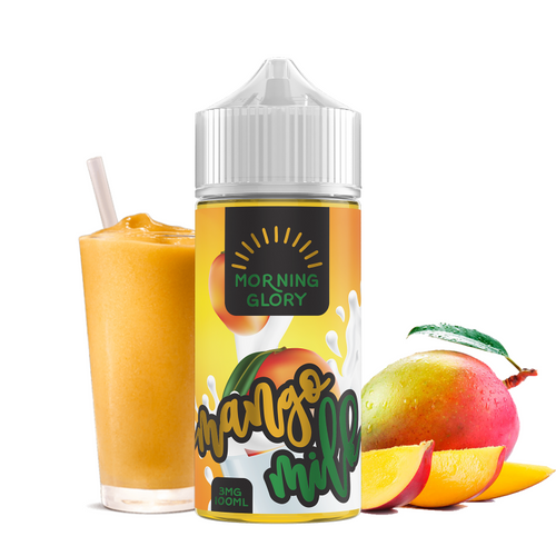 Morning Glory by The Coil Company | Mango Milk 100ML