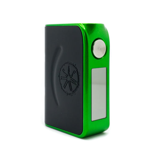 **NEW IN STOCK** MINIKIN REBORN 168W BOX MOD BLACK\GREEN