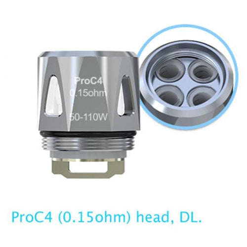 Joyetech ProC4-S DL Head for ProCore Aries
