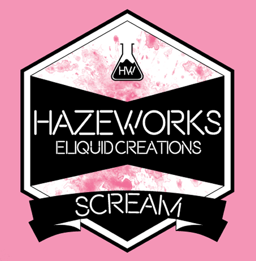 Hazeworks Scream (30ML\100ML)