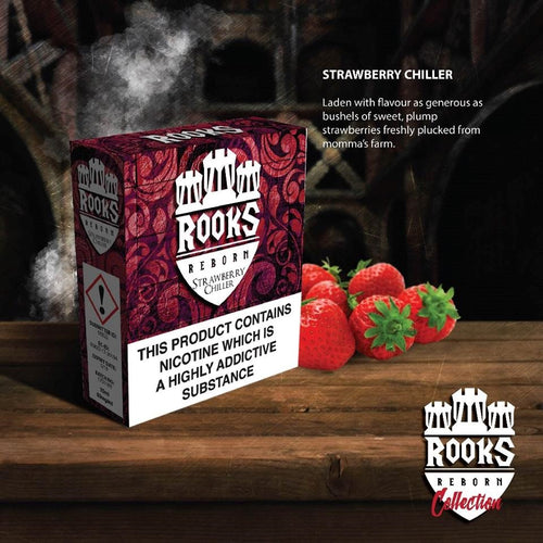 Rooks Reborn Strawberry Ice 60ML
