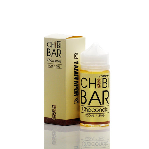 Yami Vapor | Chibi Bar | Choconola | 100ml 3mg