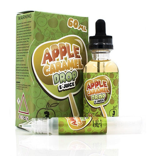 RUTHLESS | Apple Caramel Drop Eliquid 60ML 0MG