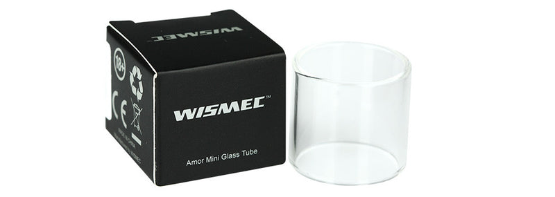 Wismec Amor Mini Replacement Glass Tube