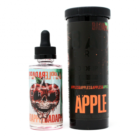 BAD DRIP | Bad Apple | 3mg