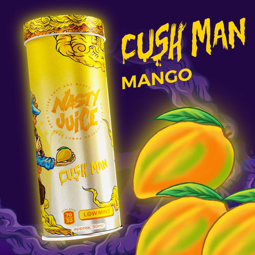 Nasty Juice | Cush Man 60ML - 3MG